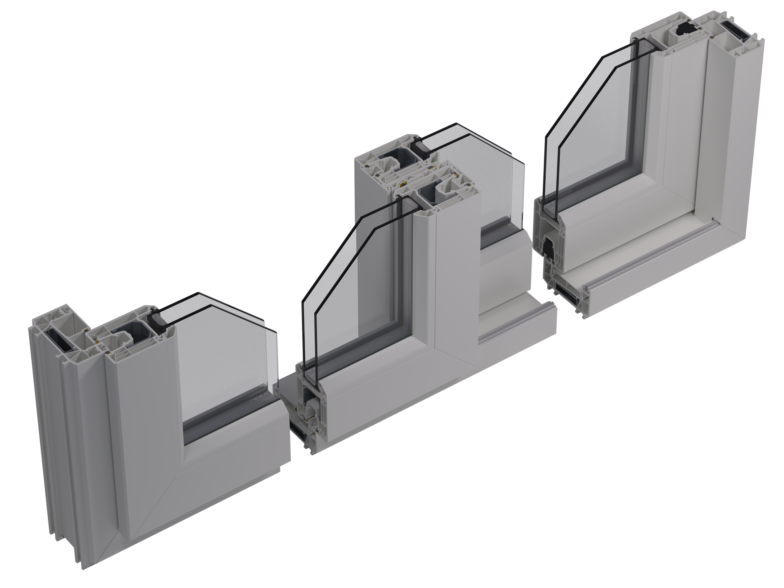 New Mono-rail sliding system